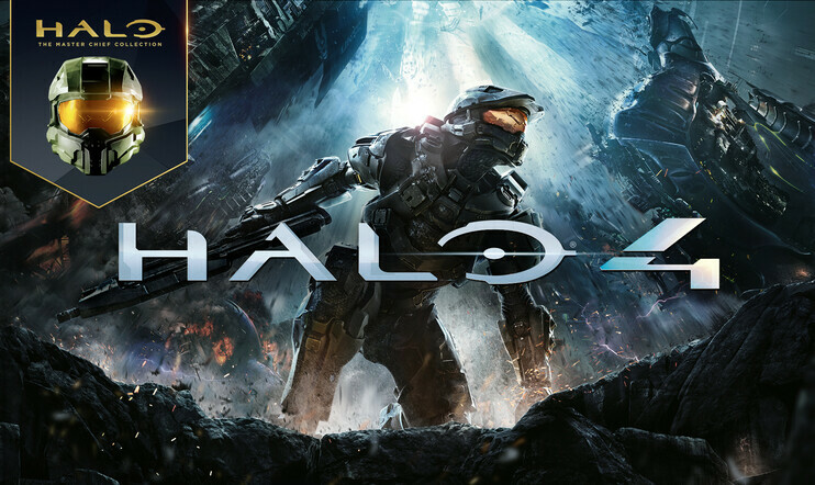 halo 4, Halo, The Master Chief collection, 343 Industries