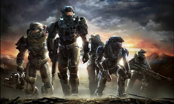 Halo: Reach, Halo, Reach, The Master Chief collection, Halo: The Master Chief Collection