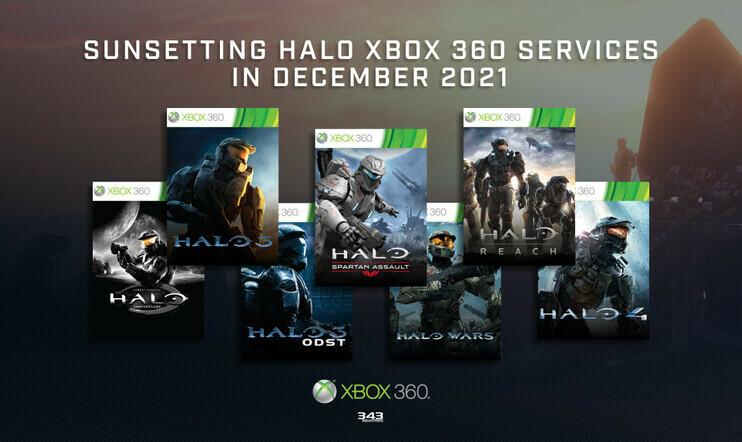 Halo, Xbox 360, palvelinsulki, palvelin, 343 Industries, verkkopeli,