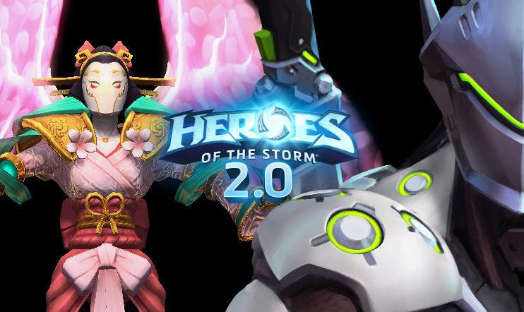 Keväinen Hanamura ja sivaltava Genji – Heroes of the Stormin uudet tuttavuudet
