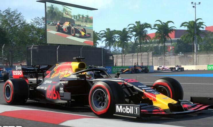 Hanoi, F1 2020, F1, Formula 1, formula, Codemasters, ajopeli, Vietnam, Hanoi Circuit