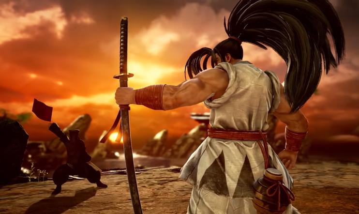 Soulcalibur VI, Soulcalibur, Bandai Namco, taistelu, Haohmaru, Samurai Shodown, julkaisupäivä, 31. maaliskuuta,