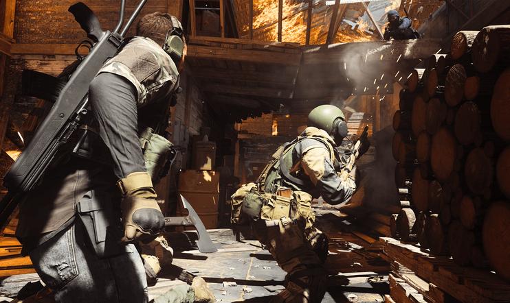 Call of Duty: Warzonen salaiset bunkkerit avautuivat viimein.