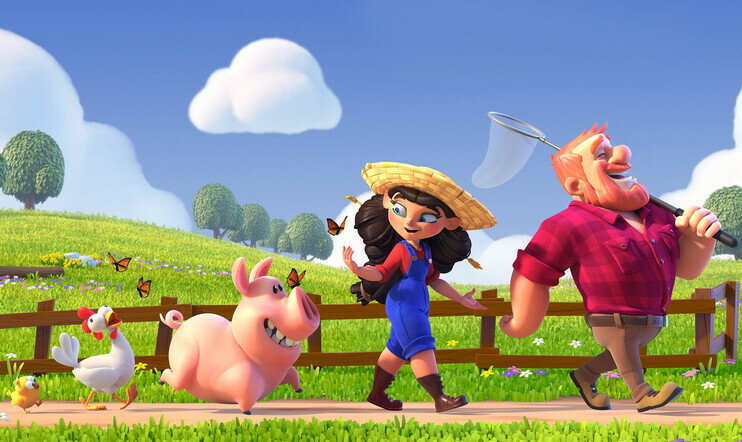 Hay Day Pop, Supercell, Hay Day, mobiili, Suomi