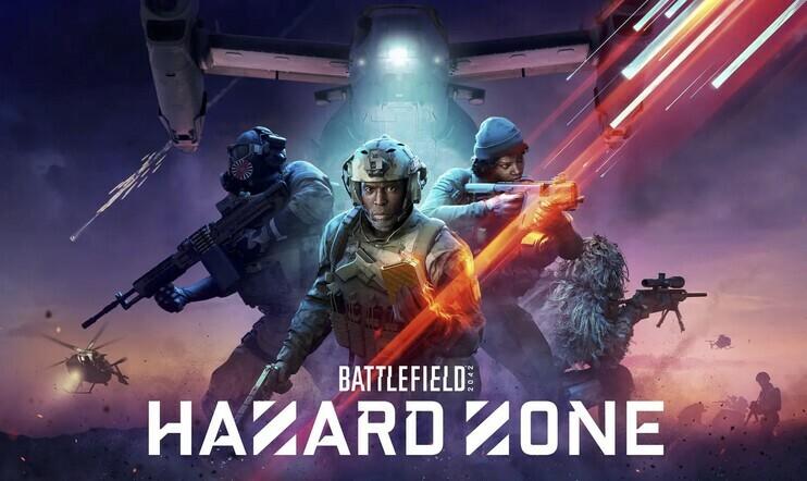 Battlefield 2042:n viimeinen palanen esiteltiin – tällainen on tiimivetoinen Hazard Zone -pelitila