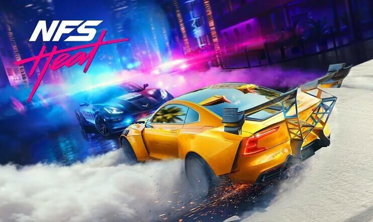 Need for Speed, Need for Speed Heat,NFS, Heat, Ghost Games, ajopeli, julkaisupäivä, 8. marraskuuta,