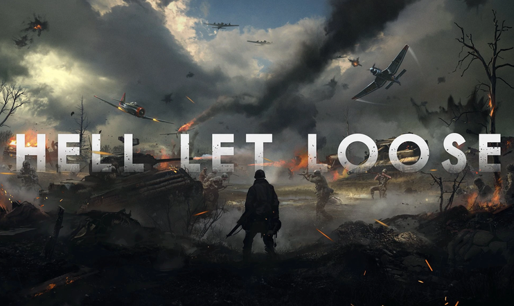 Hell Let Loose, konsoli, PS5, Team17, Black Matter Party, Xbox Series, julkaisupäivä, FPS,