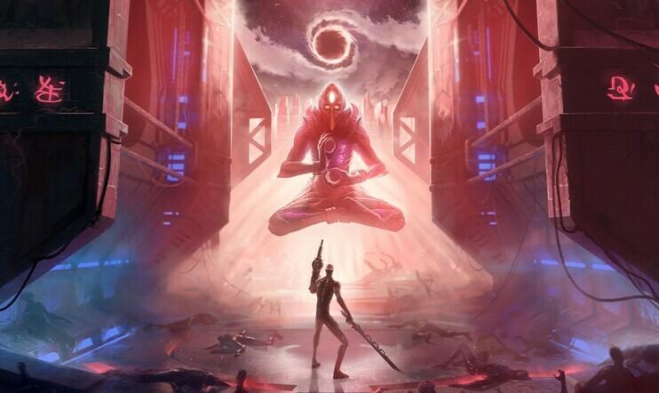 Souls, Hellpoint, Cradle Games, TinyBuild, toimintaroolipeli, ARPG, scifi, Space, julkaisupäivä