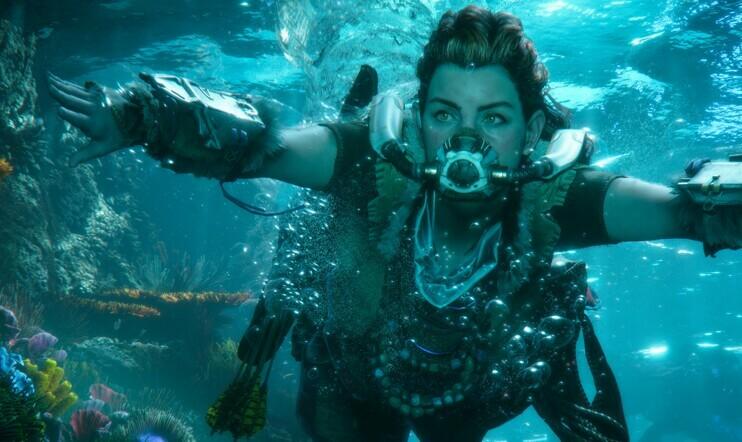 PS5:n Horizon Forbidden West saapuu myös PS4:lle – päivittyy ilmaiseksi uudelle sukupolvelle