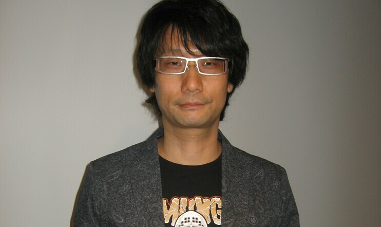 Hideo Kojima E3-pelimessuilla vuonna 2013. Kuva: Ville Arvekari