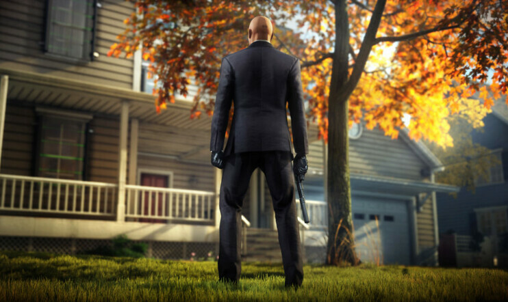 Hitman 2, Hitman 3, Epic Games Store, IO Interactive