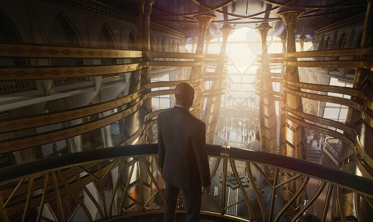 Hitman, IO Interactive, Xbox Series X, Microsoft, yksinoikeus, uusi peli, huhu, paljastus