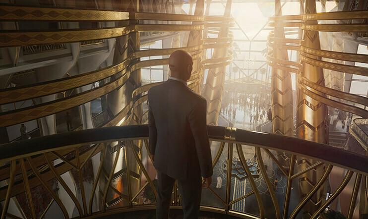 Hitman 3, No Man's Sky, PlayStation VR, PSVR, PS4, PS5, PlayStation 5, Sony