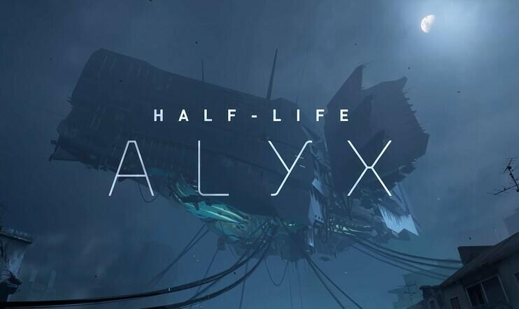 Half-Life, Alyx, Half-Life: Alyx, Valve, virtuaalitodellisuus,
