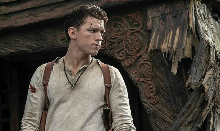 Tom Holland, Uncharted, elokuva, Spider-Man