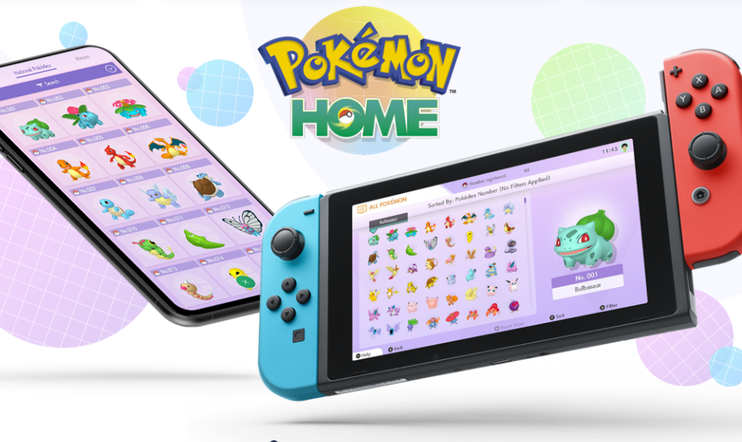 Pokémon Home, Pokémon, Bank, Pokémon Bank, Nintendo, The Pokémon Company,