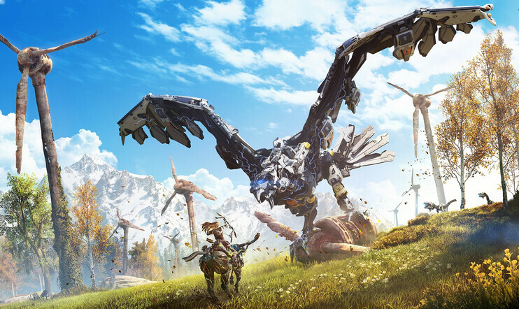 Horizon, Horizon: Zero Dawn, PC, Guerrilla Games, Decima, SIE, Sony, PlayStation, Sony Interactive Entertainment,