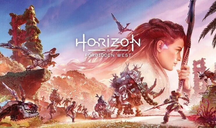 Horizon Forbidden West, Guerrilla Games, PlayStation