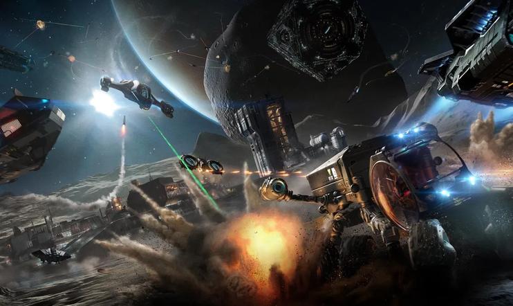 Elite Dangerous, Horizon, Frontier Developments, Frontier, elite, Space, avaruus
