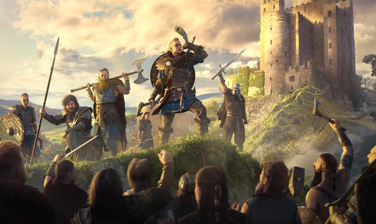 Ennakko Assassin's Creed Valhalla