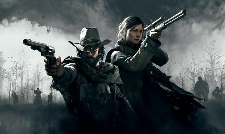 Hunt: Showdown, Crytek, crossplay