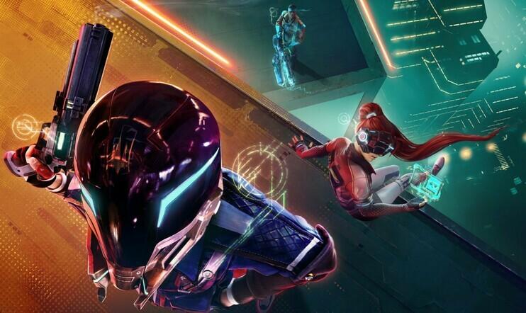 Hyper Scape, ubisoft, Battle Royale, fps, Ubisoft Montreal, esports, elektroninen urheilu