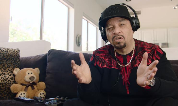 Ice-T gamer etiquette