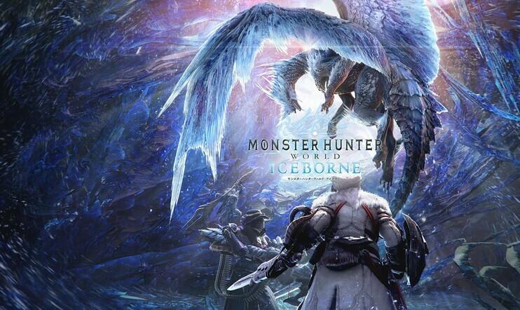 pelijulkaisut 2019, Monster Hunter, Iceborne, Creature in the Well, Final Fantasy VIII,