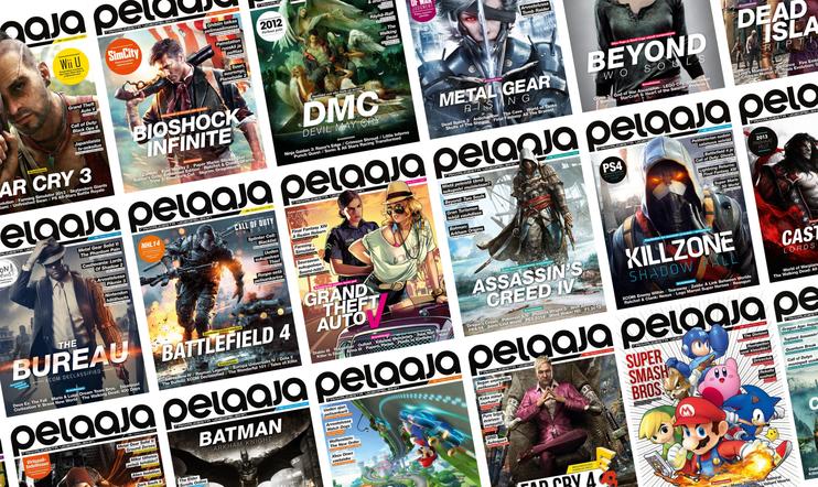 Pelaaja-lehden 200. numero lähestyy – tule ja äänestä lehden historian komeinta kansikuvaa!