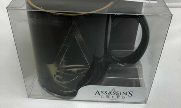 Viikkokisa: Voita komea Assassin's Creed -muki!