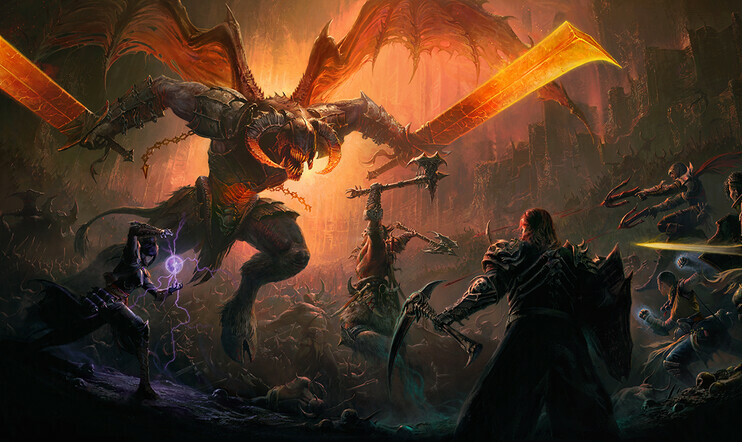 Diablo, Diablo Immortal, mobiili, Blizzard, BlizzCon,