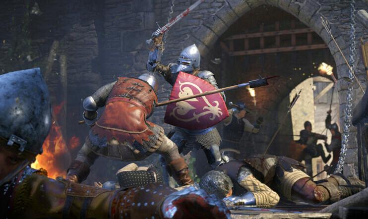 Epic Games Store, Kingdom Come: Deliverance, Aztez