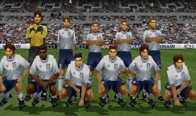 International Superstar Soccer Pro Evolution – se ensimmäinen realistinen jalkapallopeli