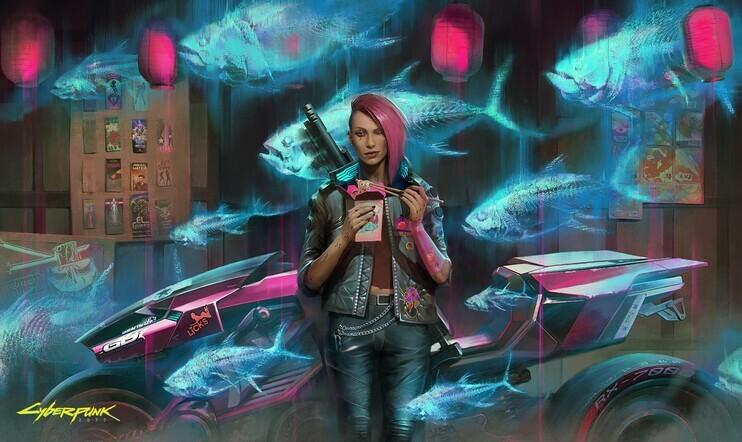 Cyberpunk 2077, CD Projekt, CD Projekt RED, lykkäys, myöhästyminen viivästys