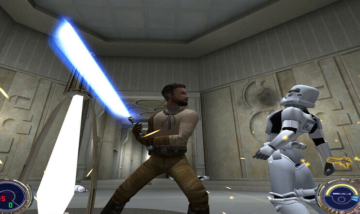 Star Wars, Jedi Knight II, jedi Outcast, Jedi Academy, Lucasfilms, Disney, Aspyr, 24. syyskuuta, Kyle Katarn