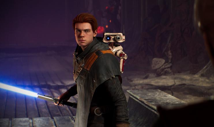 Pelaaja.fin videofiilistelyssä Star Wars Jedi: Fallen Order