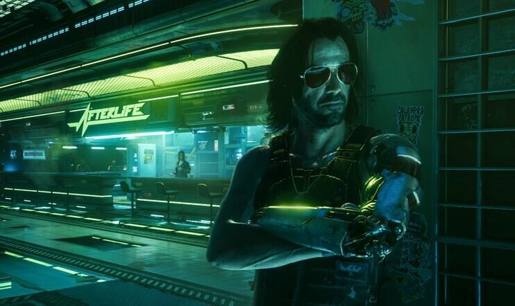 Cyberpunk 2077, laitevaatimus, CD Projekt, CD Projekt RED, Cyberpunk