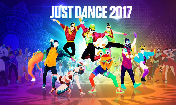 Just Dance 2017 -arvostelu