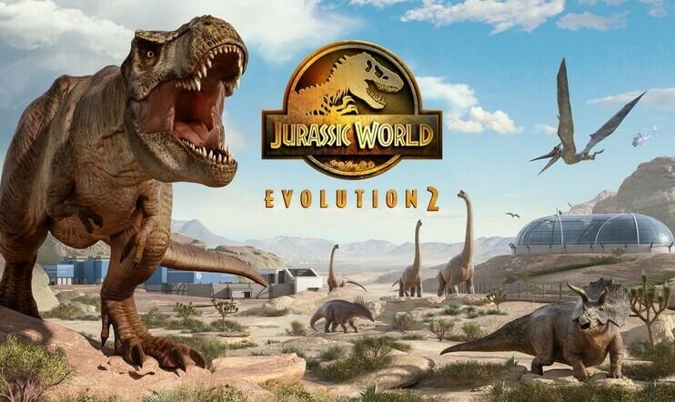 Jurassic World Evolution 2, Jurassic World, Jurassic Park