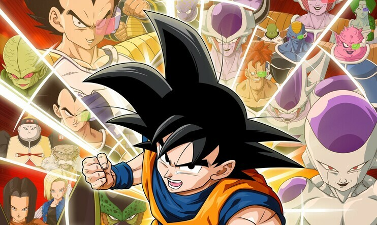 pelijulkaisut 2020, Dragon Ball, Dragon Ball Z: Kakarot, DBZ, Dragon Ball Z, Tokyo Mirage Sessions FE, Tokyo Mirage Sessions