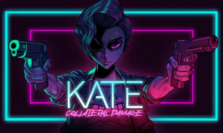 Netflix, roguelike, Kate: Collateral Damage, Ludic Studios