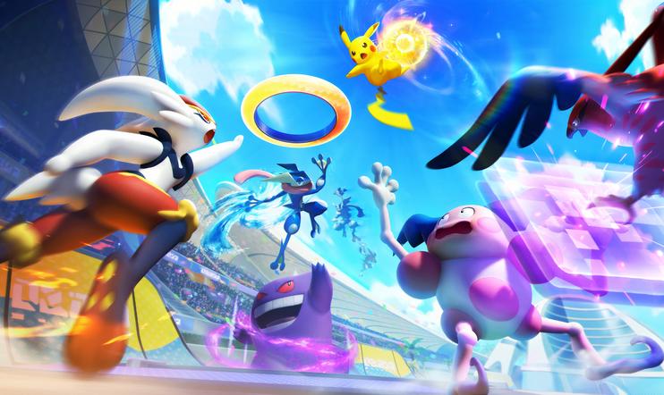 Pokémon Unite, pokémon, moba, tencent, Timi studios, switch, mobiili,