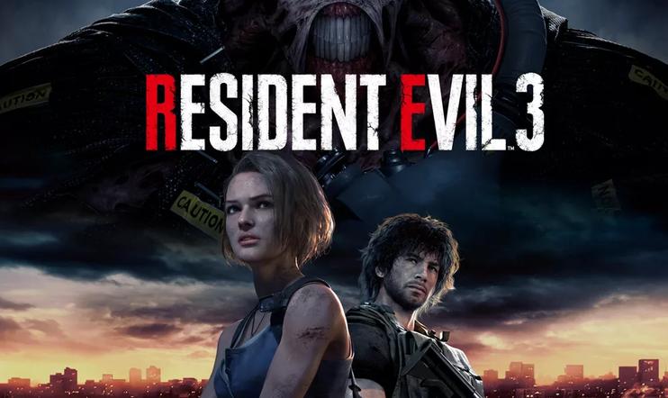 Resident Evil 3, resident evil, Resident Evil Resistance, Project Resistance, Capcom, kauhu, uusioversio