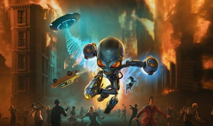 pelijulkaisut 2020, Fight Crab, Destroy All Humans
