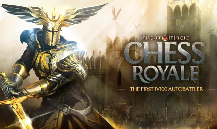 Might & Magic: Chess Royale, Might & Magic, Chess Royale, Battle Royale, Auto Chess, 30. tammikuuta