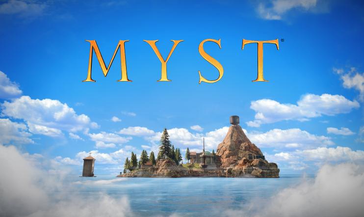 Myst, Cyan, uusioversio, seikkailu