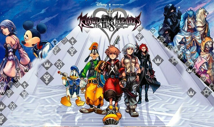 Kingdom Hearts, Kingdom Hearts HD 1.5+2.5 ReMIX, 1.5+2.5 ReMIX, 2.8 Final Chapter Prologue
