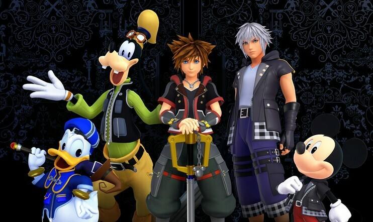 Kingdom Hearts, Switch, Kingdom Hearts: Melody of Memory