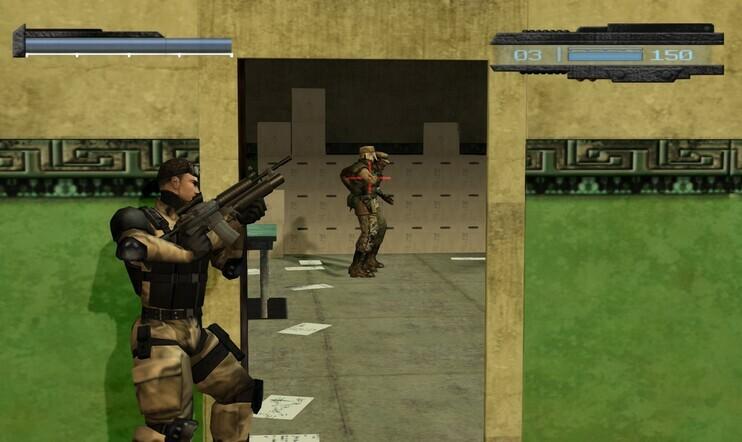 Retrostelussa Kill Switch – unohdettu räiskintäpeli, josta Gears of War nappasi keskeisen mekaniikkansa