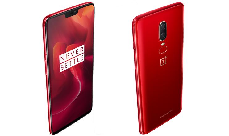 KISA: Voita OnePlus 6 Red -puhelin!